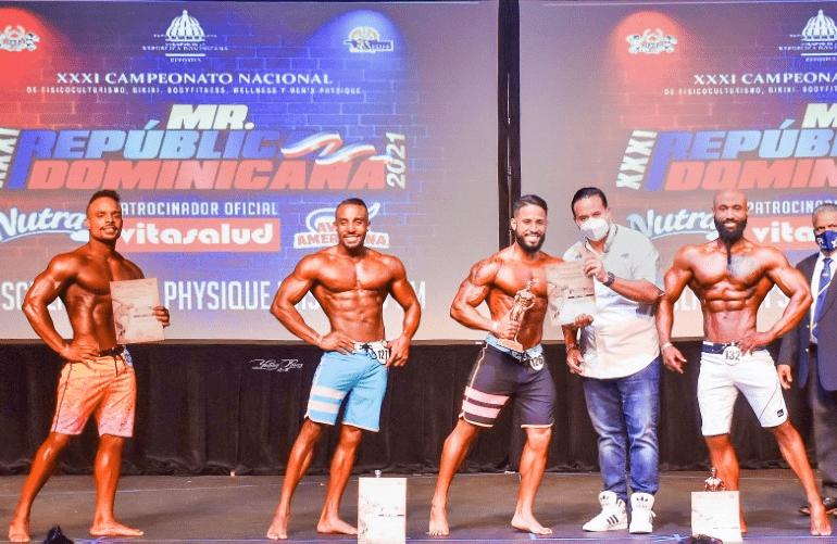 Dominicanos podrán ver a sus atletas élites pro en II Santo Domingo Open de fisiculturismo y fitness