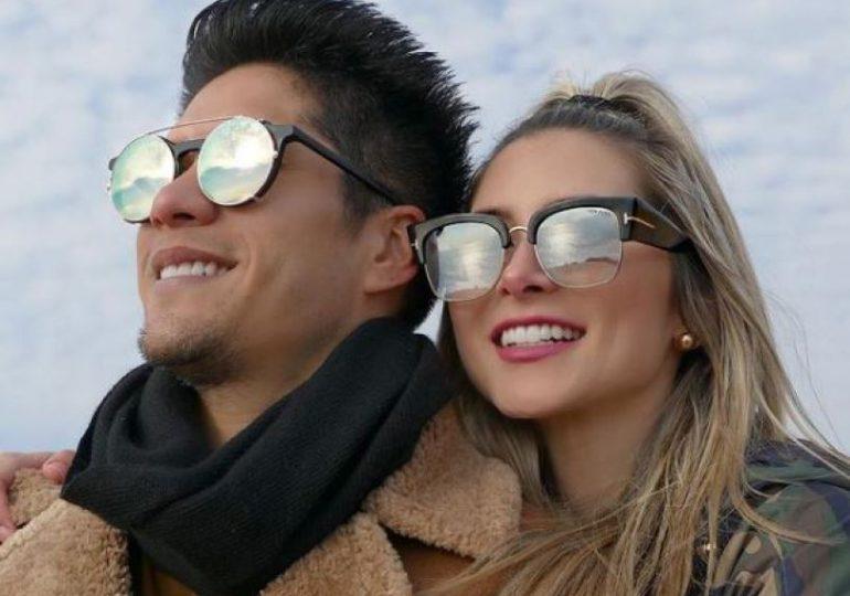 Chyno Miranda habla sobre los rumores de crisis con su esposa