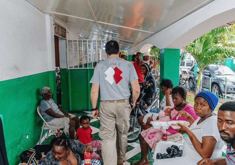 American Airlines apoya a Team Rubicon en su misión en Haití