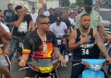DJ Adoni vuelve a convocar multitud, esta vez en Los Minas