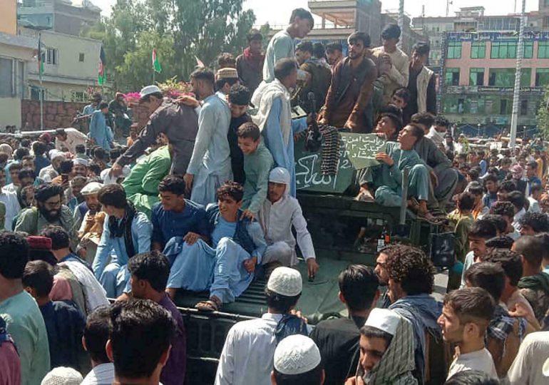 La secuencia de los acontecimientos en Afganistán desde el domingo