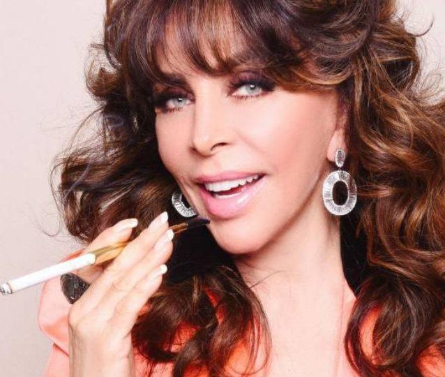 Verónica Castro desmiente haber recibido anillo matrimonial de Luis Miguel