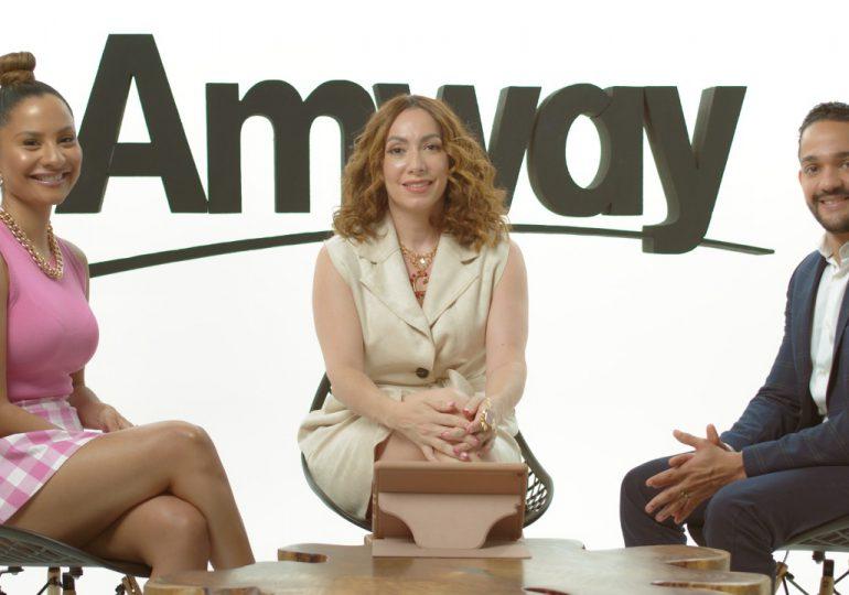 Amway lanza campaña temática Amway Talks para promover una vida mejor
