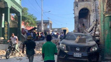 Levantan alerta de tsunami tras el sismo de magnitud 7,2 en Haití