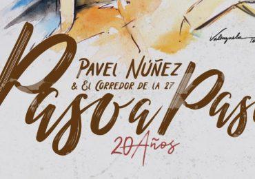 Pavel Núñez se presenta este viernes en Hard Rock Café