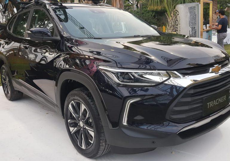 Conozca la nueva Chevrolet Tracker que acaba de llegar al país