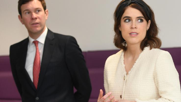 La familia reacciona al escándalo del esposo de la princesa Eugenia