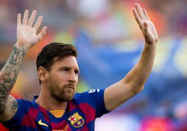 Leo Messi dará una rueda de prensa el domingo
