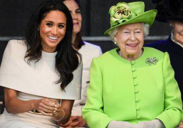 El gesto de la corona británica en el cumpleaños de Meghan Markle