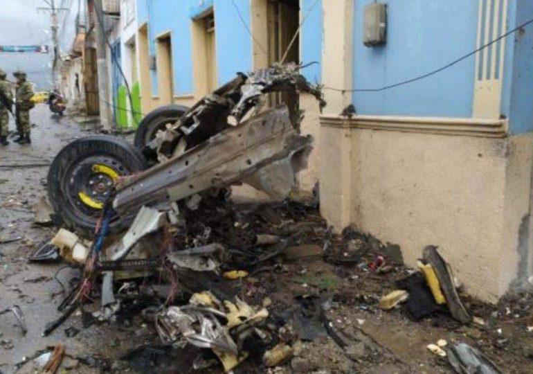Nuevo ataque con explosivos deja 14 heridos en frontera de Colombia con Venezuela