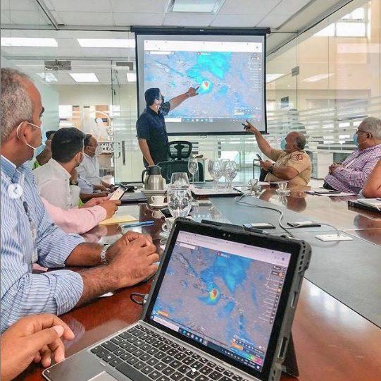 OPRET suspende servicio del Teleférico SD hasta que mejoren condiciones climáticas
