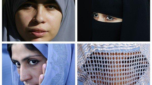El velo será obligatorio en Afganistán, pero no la burka, según portavoz talibán