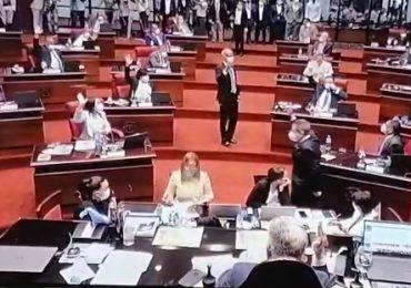 VIDEO | Senadores aprueban 45 días más de estado de emergencia