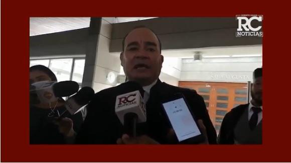 VIDEO   Juez SCJ conoce objeción archivo que hiciera el Ministerio Público contra consejeros del poder judicial