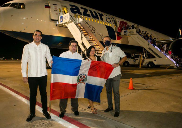 ANEX TOUR programa más de 10 vuelos semanales desde Rusia y Ucrania para el invierno