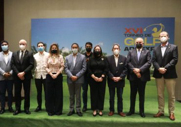 Exportadores irán tras XVI Copa Golf ADOEXPO en Los Corales de Punta Cana, este sábado