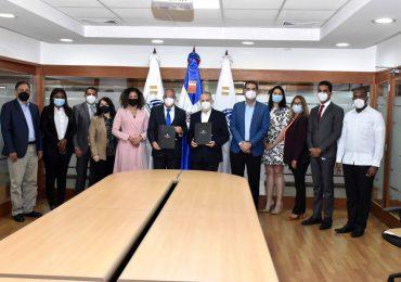Ministerio de Economía y  Desarrollo Fronterizo acuerdan impulsar iniciativas en el territorio limítrofe de RD