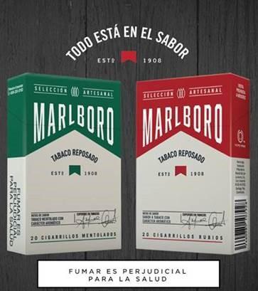 El cigarrillo Nacional ahora será Marlboro Selección Artesanal