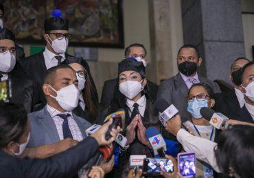 Yeni Berenice resalta investigación del Ministerio Público en el Caso 13