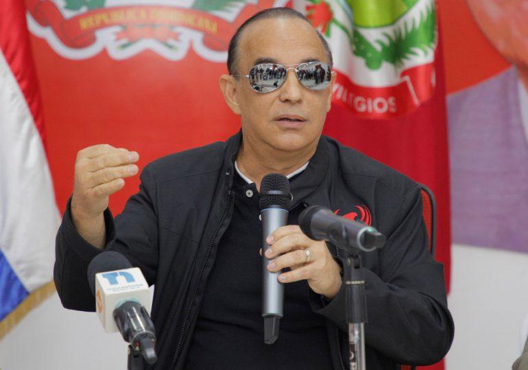 PRSC respalda convocatoria a concentración para exigir al Senado aprobar Código Penal