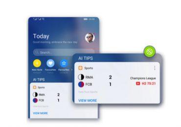 Huawei se asocia con TheSports para ser su principal proveedor de datos deportivos