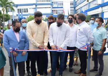 Autoridad Portuaria inaugura nuevas instalaciones de cooperativa de empleados