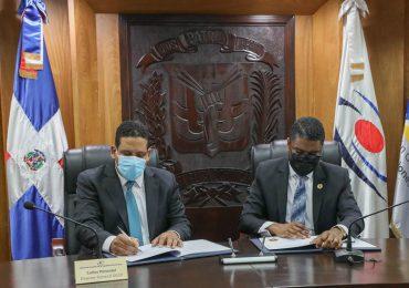 DGCP y Cámara de Cuentas conectarán sus plataformas tecnológicas para intercambiar informaciones