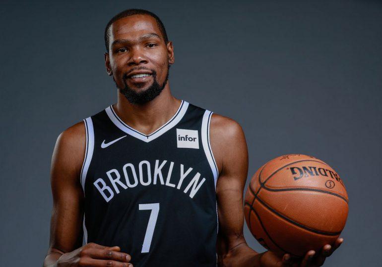 Kevin Durant firmará por US$198 MM con los Nets