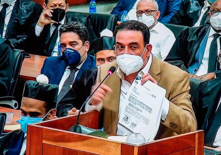 Video | Jueza ratifica prisión a Alexis Medina; MP revela nuevas pruebas duplican monto inicial