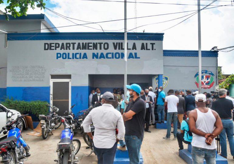 Caen abatidos por la PN dos hombres ultimaron agente policial en Villa González