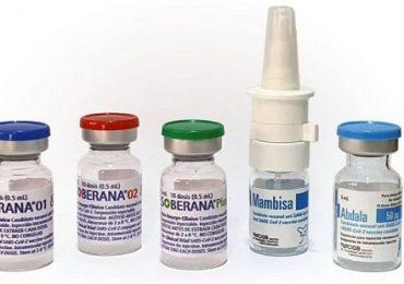 Cuba anuncia conversaciones con la OMS para la precalificación de sus vacunas contra la Covid-19