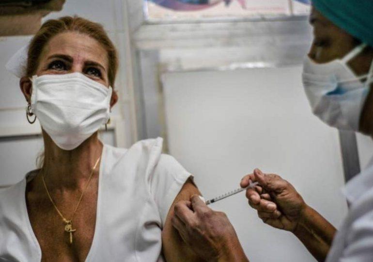 El 38 por ciento de población en Cuba, inmunizados contra la Covid-19