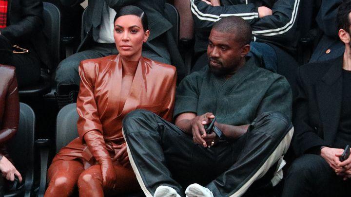 Kanye West habla de posible infidelidad a Kim Kardashian en nueva canción
