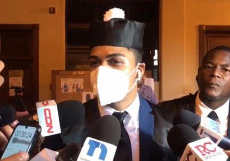 Procurador de Santiago explica razones por ratificación de la jueza Iris Borges en caso Falcón