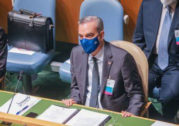 Abinader plantea ante la ONU tres acciones urgentes sobre cambio climático, facilidad crediticia y crisis haitiana