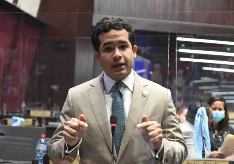 Omar Fernández se pronuncia ante denuncia de muerte a tiros de una perrita