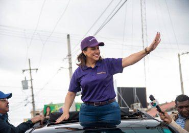 Video| Margarita Cedeño anuncia aspiraciones presidenciales