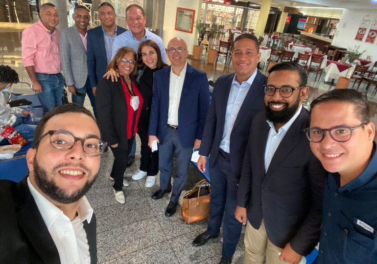 Francisco Domínguez Brito parte al encuentro con la comunidad dominicana en Estados Unidos