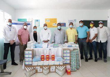 Gabinete de Política Social entrega casas y medicamentos en varias provincias del país