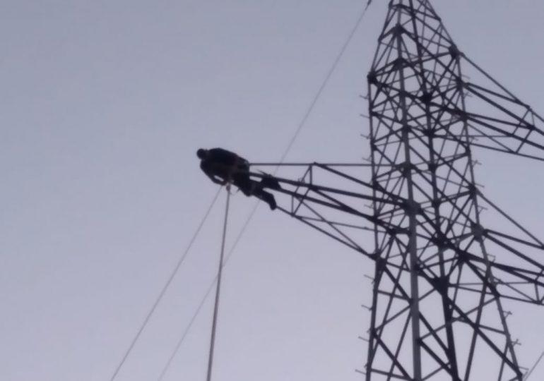 ETED informa restablecimiento de línea de transmisión Pimentel - Nagua