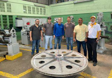 Ingenieros colombianos llegaron a Puerto Plata para finalizar y certificar trabajos realizados en teleférico