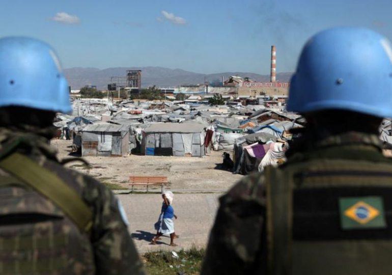 ONU retira cascos azules gaboneses de Centrafrica tras acusaciones de abusos sexuales