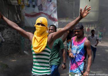 México se suma a países reclaman intervención Haití