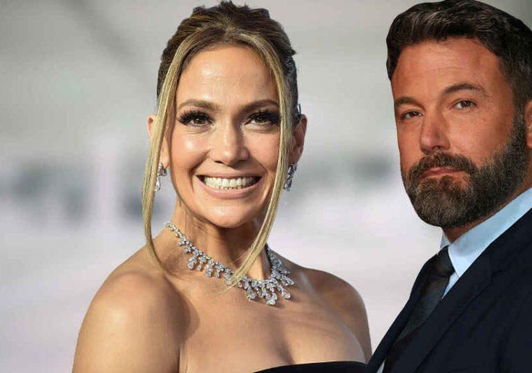 Jennifer López y Ben Affleck planean pasar las vacaciones juntos