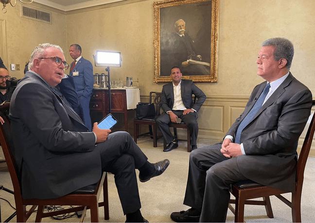 Entrevista | Leonel advierte reformas desencadenarían protestas