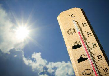 Onamet prevé temperaturas calurosas y aguaceros dispersos para este lunes