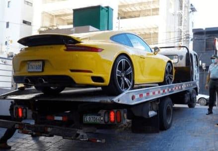 Video | Conductor del Porsche amarillo podría recibir hasta 20 años de cárcel
