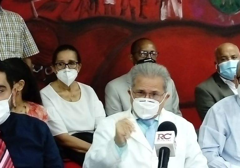 VIDEO | CMD anuncia paro por 48 horas en todos los hospitales públicos