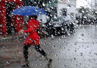 Onamet prevé aguaceros moderados en distintos puntos del país para este sábado