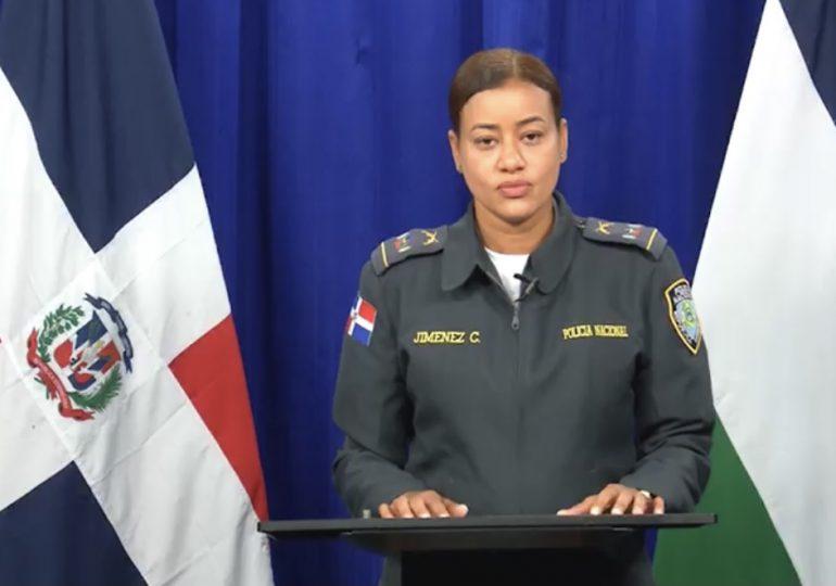 """Policía Nacional informa desmantela banda de """"motos- asaltantes"""""""